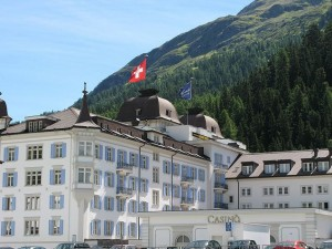 Casino en St.Moritz