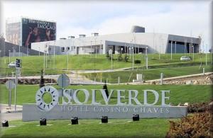 Hotel Casino en Chaves