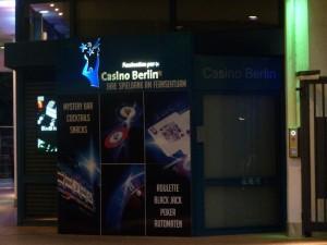 Atmósfera Casino Berlin Alexanderplatz