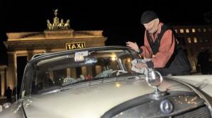 postdamer platz El taxi