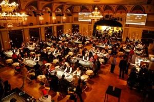 Juegos de mesa en el casino Baden