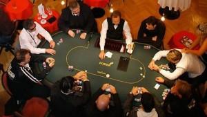 Poquer en el casino Baden