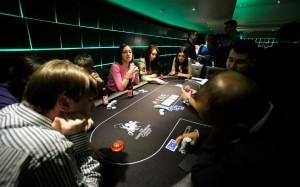 Poquer en el casino Hippodrome de Londres