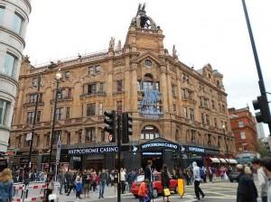 Resena casino Hippodrome de Londres